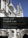 Islam and English Law (eBook)