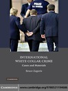 International White Collar Crime (eBook): Cases and Materials