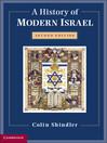 A History of Modern Israel (eBook)
