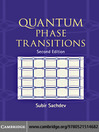Quantum Phase Transitions (eBook)