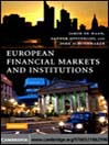 European Financial Markets and Institutions (eBook)