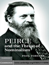 Peirce and the Threat of Nominalism (eBook)