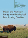 Design and Analysis of Long-term Ecological Monitoring Studies (eBook)