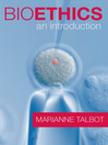 Bioethics (eBook)