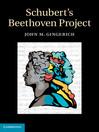 Schubert's Beethoven Project (eBook)