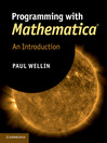Programming with Mathematica (eBook): An Introduction