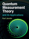 Quantum Measurement Theory and its Applications (eBook)