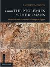From the Ptolemies to the Romans (eBook)