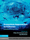 Ecosystem Approaches to Fisheries (eBook)