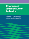 Economics and Consumer Behavior (eBook)