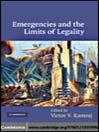 Emergencies and the Limits of Legality (eBook)