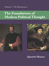 The Foundations of Modern Political Thought (eBook)