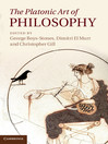 The Platonic Art of Philosophy (eBook)