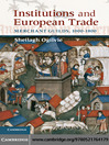 Institutions and European Trade (eBook)