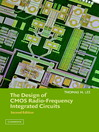 The Design of CMOS Radio-Frequency Integrated Circuits (eBook)