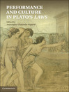 Performance and Culture in Plato's Laws (eBook)