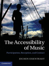 The Accessibility of Music (eBook)