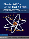 Physics MCQs for the Part 1 FRCR (eBook)