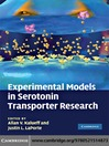 Experimental Models in Serotonin Transporter Research (eBook)