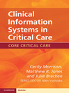 Clinical Information Systems in Critical Care (eBook)