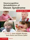 Neurocognitive Rehabilitation of Down Syndrome (eBook)