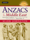 Anzacs in the Middle East (eBook)