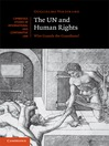 The UN and Human Rights (eBook): Who Guards the Guardians?
