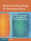 Behavioral Neurology & Neuropsychiatry (eBook)