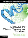 Microwave and Wireless Measurement Techniques (eBook)