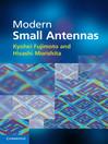 Modern Small Antennas (eBook)