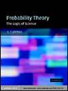 Probability Theory (eBook): The Logic of Science