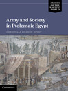 Army and Society in Ptolemaic Egypt (eBook)