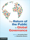 The Return of the Public in Global Governance (eBook)