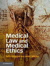Medical Law and Medical Ethics (eBook)
