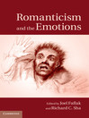 Romanticism and the Emotions (eBook)