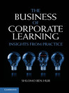 The Business of Corporate Learning (eBook)
