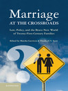 Marriage at the Crossroads (eBook)