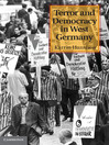 Terror and Democracy in West Germany (eBook)