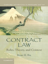 Contract Law (eBook)