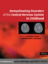 Demyelinating Disorders of the Central Nervous System in Childhood (eBook)