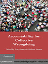 Accountability for Collective Wrongdoing (eBook)