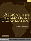 Africa and the World Trade Organization (eBook)