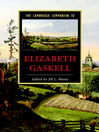 The Cambridge Companion to Elizabeth Gaskell (eBook)