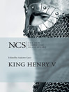 King Henry V (eBook)