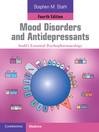 Mood Disorders and Antidepressants (eBook): Stahl's Essential Psychopharmacology