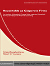 Households as Corporate Firms (eBook): An Analysis of Household Finance Using Integrated Household Surveys and Corporate Financial Accounting