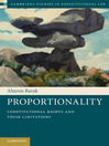 Proportionality (eBook)