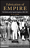 Fabrication of Empire (eBook): The British and the Uganda Kingdoms, 1890-1902