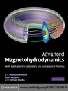 Advanced Magnetohydrodynamics (eBook): With Applications to Laboratory and Astrophysical Plasmas