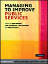 Managing to Improve Public Services (eBook)
